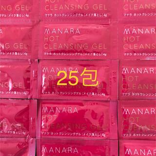maNara - マナラホットクレンジングゲル 25包