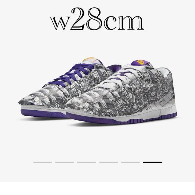 "NIKE(ナイキ)のNIKE WMNS DUNK LOW ""MADE YOU LOOK"" レディースの靴/シューズ(スニーカー)の商品写真"