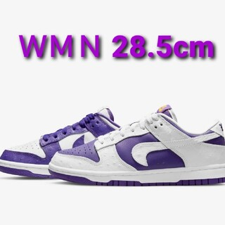 NIKE - nike wmns dunk low purple ナイキ ダンク