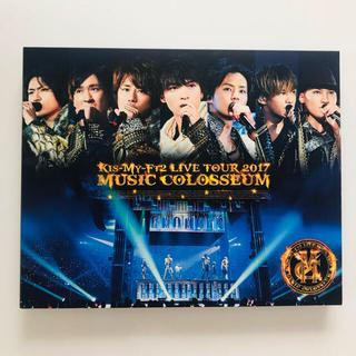キスマイフットツー(Kis-My-Ft2)のKis-My-Ft2 MUSIC COLOSSEUM Blu-ray(ミュージック)
