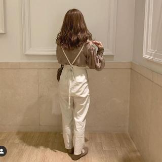 カスタネ(Kastane)のI_am   linen like two way pants(カジュアルパンツ)