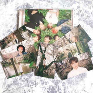 防弾少年団(BTS) - BTS✨花様年華pt.1✨日本盤仕様✨購入特典ミニトレカセット✨ミニカード✨