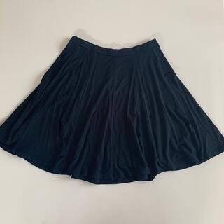 ホリスター(Hollister)のHOLLISTER スカート ブラック(ミニスカート)