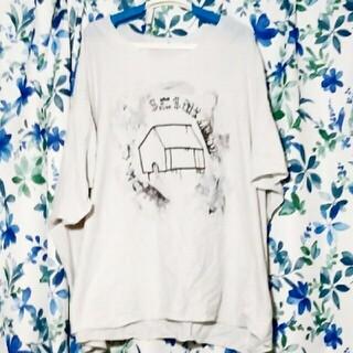 ohta - 【new!】 balmung オーバーサイズビックTシャツ(白)
