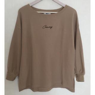 ウィゴー(WEGO)のワッフルTシャツ (Tシャツ(長袖/七分))