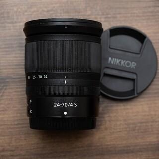 Nikon - Nikon Z24-70mm f4S
