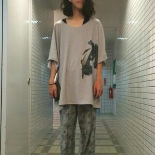 オータ(ohta)の【新緑♪】BALMUNG プリントビッグTシャツ(Tシャツ/カットソー(半袖/袖なし))