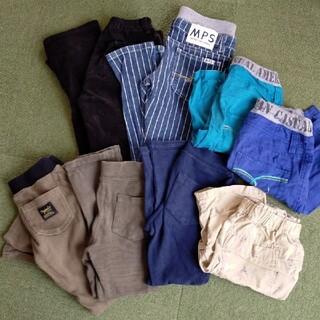 MPS - 男の子ズボン、ハーフパンツ130セット