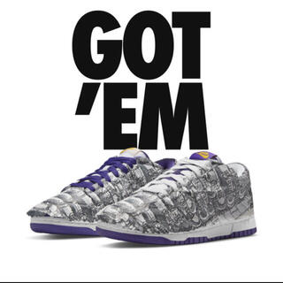 """NIKE - NIKE WMNS DUNK LOW """"MADE YOU LOOKナイキダンク"""