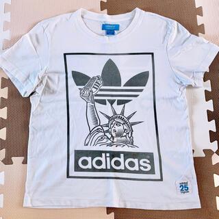 アディダス(adidas)のadidas nigo Tシャツ ホワイト(Tシャツ/カットソー(半袖/袖なし))