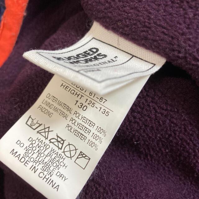 F.O.KIDS(エフオーキッズ)のラゲッジワークス ジャンバー キッズ/ベビー/マタニティのキッズ服男の子用(90cm~)(ジャケット/上着)の商品写真