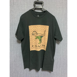 COACH - 『新品』コーチ 恐竜Tシャツ
