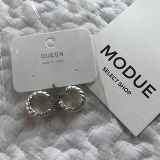 【新品未使用】 modue  ピアス