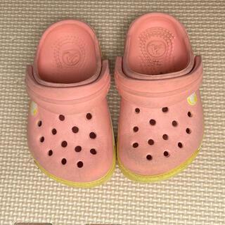 クロックス(crocs)の子供用クロックス⭐︎中古(サンダル)