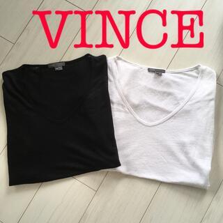ビンス(Vince)の大特価❗️vince tシャツ 2枚組 セット(Tシャツ(半袖/袖なし))