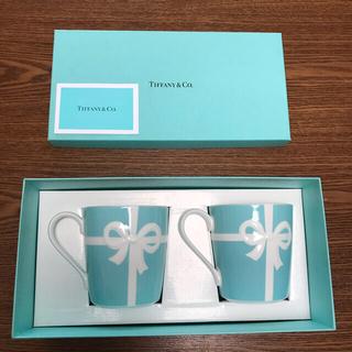 Tiffany & Co. - ティファニー ペアマグカップ