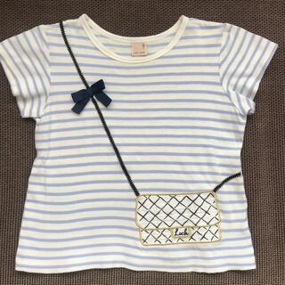 petit main - プティマイン Tシャツ130