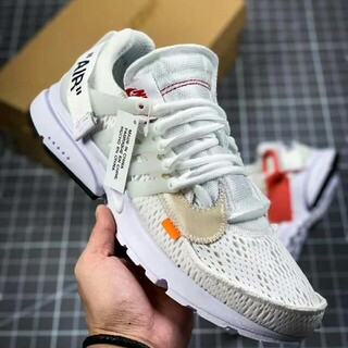 オフホワイト(OFF-WHITE)の Nike Air Presto x Off-White  AA3830-002(スニーカー)