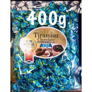 チョコレート(chocolate)のTIRAMISU CHOCO ALMOND ティラミスアーモンドチョコ 400g(菓子/デザート)