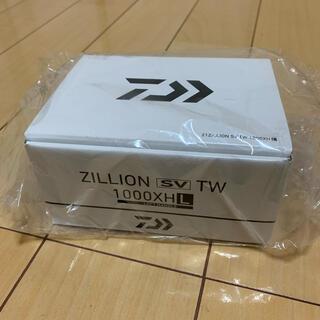 DAIWA - 新品未使用 ダイワ リール 21ジリオン SV TW 1000XHL