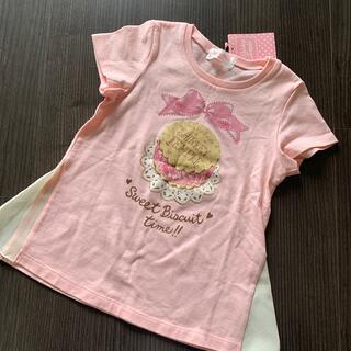 Shirley Temple - シャーリーテンプル ビスケットサンド Tシャツ