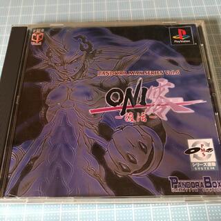 プレイステーション(PlayStation)のONI零 復活(家庭用ゲームソフト)