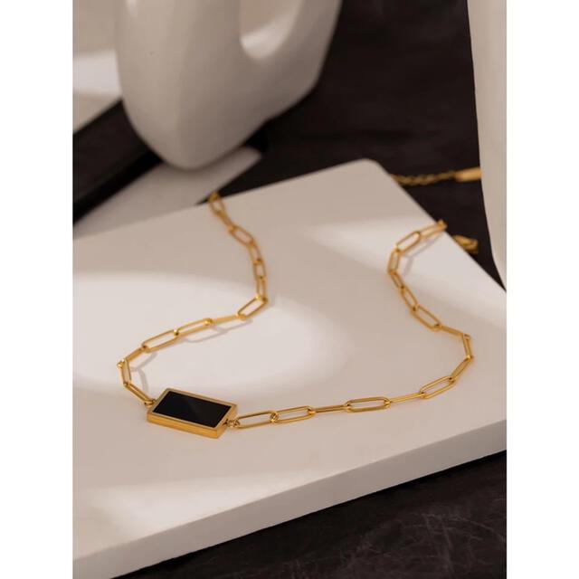 DEUXIEME CLASSE(ドゥーズィエムクラス)の予約販売 design stainless  steel ネックレス レディースのアクセサリー(ネックレス)の商品写真