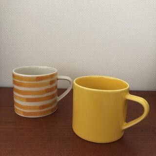 Studio Oyama コーヒーカップ マグカップ2個セット(食器)