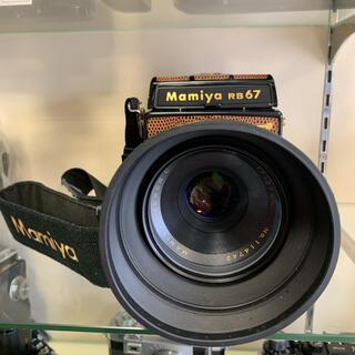 マミヤ(USTMamiya)のMamiya RB67 PROS トカゲ皮仕様(フィルムカメラ)
