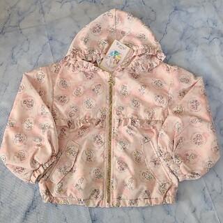 ディズニー(Disney)のディズニープリンセス ジャンパー120 羽織(ジャケット/上着)