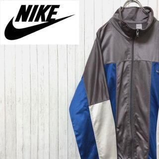 ナイキ(NIKE)のNIKE ナイキ 90's トラックジャケット ビッグサイズ 刺繍ロゴ ジャージ(ジャージ)
