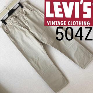Levi's - 90s 復刻◆LEVI'S リーバイス◆504Z Big E ピケジーンズ 34