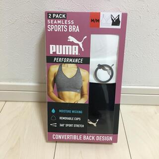 プーマ(PUMA)の新品 PUMA スポーツブラ M(トレーニング用品)