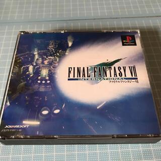 プレイステーション(PlayStation)のファイナルファンタジーⅦインターナショナル(家庭用ゲームソフト)
