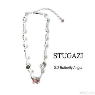 PEACEMINUSONE - STUGAZI GD ANGEL NECKLACE G-DRAGON ジヨン着用