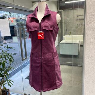 PUMA - 秋冬人気のワンピースMサイズ