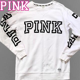 Victoria's Secret - ヴィクトリアズシークレットPINK ロゴトレーナー