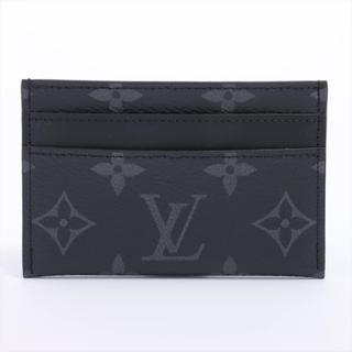 ルイヴィトン(LOUIS VUITTON)のヴィトン ポルトカルトダブル    メンズ カードケース(パスケース/IDカードホルダー)