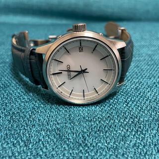 セイコー(SEIKO)のセイコー・ソ-ラ-電波・メンズ・SBTM251(腕時計(アナログ))
