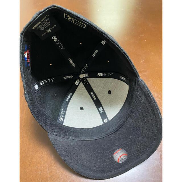 NEW ERA(ニューエラー)のNEW ERA ニューエラキャップ ニューヨークヤンキース メンズの帽子(キャップ)の商品写真