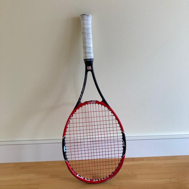 wilson(ウィルソン)のウィルソン硬式テニスラケットプロスタッフ97rf スポーツ/アウトドアのテニス(ラケット)の商品写真