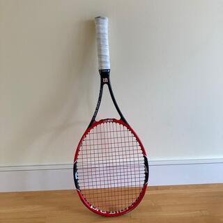 wilson - ウィルソン硬式テニスラケットプロスタッフ97rf