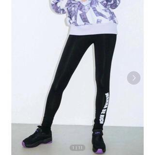 X-girl - X-girl × YURINO LEGGINGS