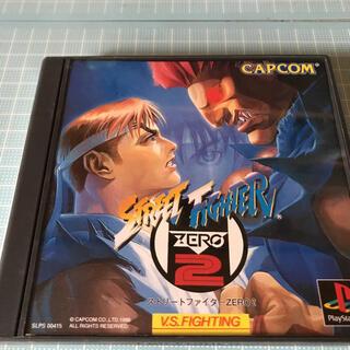 プレイステーション(PlayStation)のストリートファイターZERO2(家庭用ゲームソフト)