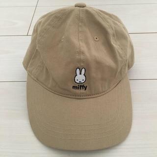 しまむら - しまむら ミッフィー  キャップ 帽子
