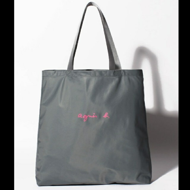 agnes b.(アニエスベー)の【agnes b】ポケッタブルエコバッグ レディースのバッグ(エコバッグ)の商品写真