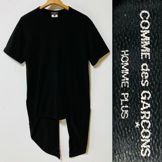 コムデギャルソンオムプリュス(COMME des GARCONS HOMME PLUS)のゆるママ専用! 希少!日本製!コムデギャルソンオムプリュス  燕尾Tシャツ(Tシャツ/カットソー(半袖/袖なし))
