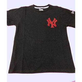 ウィゴー(WEGO)の美品■USA製 NYヤンキース ベースボールTシャツ 130cm(Tシャツ/カットソー)