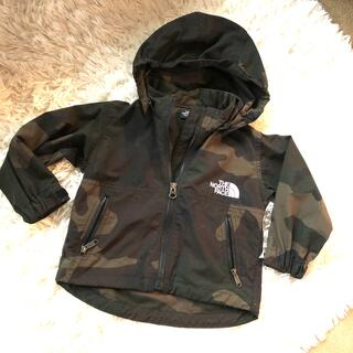 THE NORTH FACE - ☆THE NORTHFACE ナイロンジャケット 80cm☆