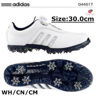 アディダス(adidas)の新品 ディダス ピュアメタル ボア ダイヤル式 シューズ HW/CN メンズ(シューズ)